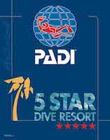 5 star PADI resort India
