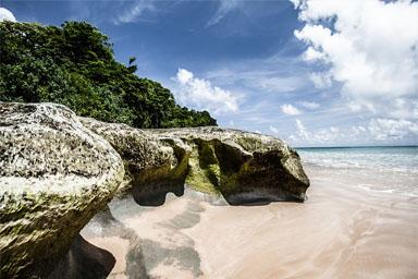 Neil private beach