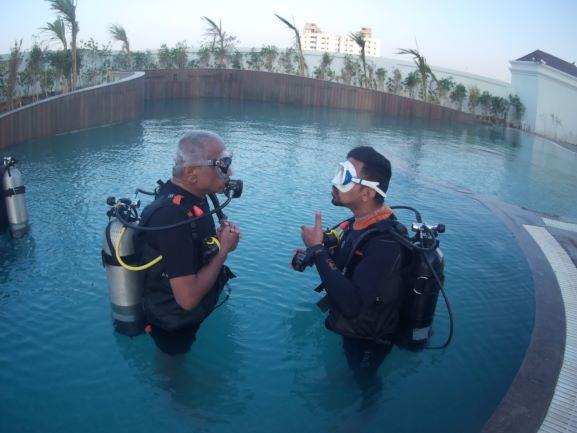 Pool Session_Dwarka