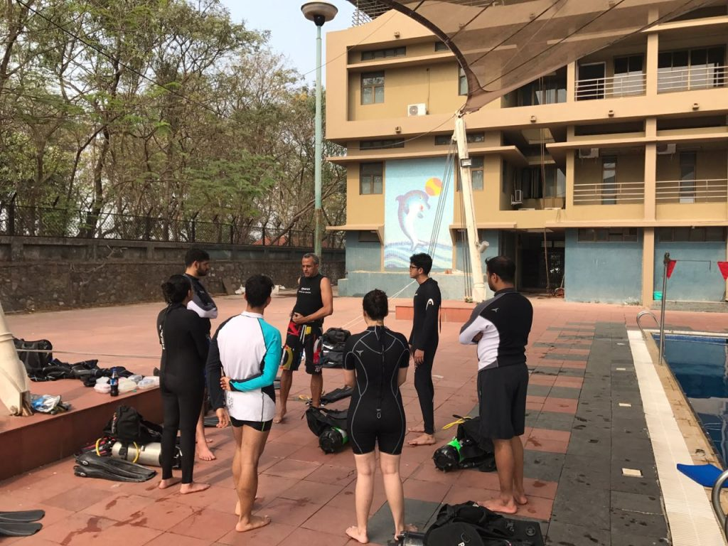 The Role of the Instructor in Creating Responsible Divers