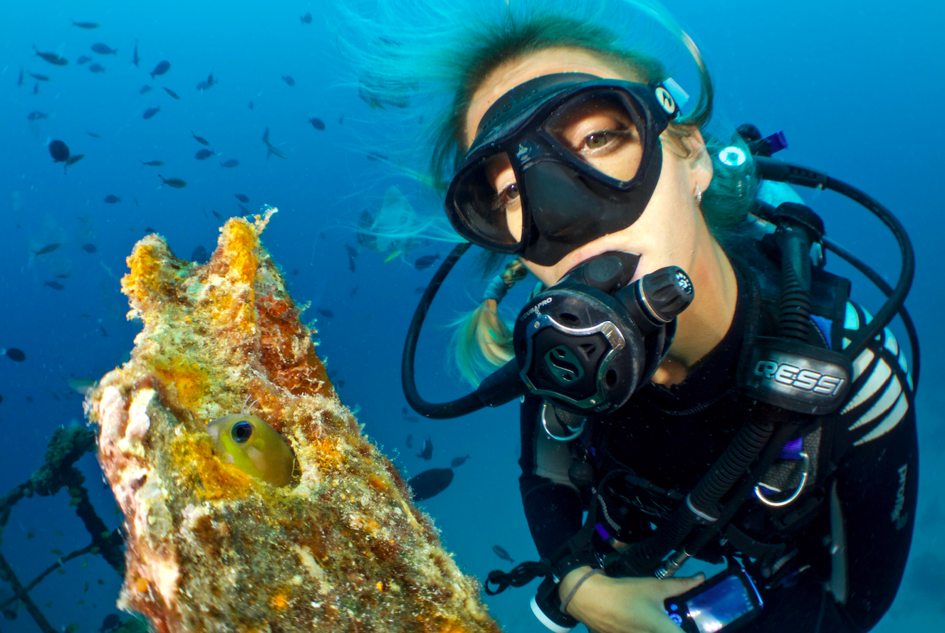 How to Become a Better Scuba Diver