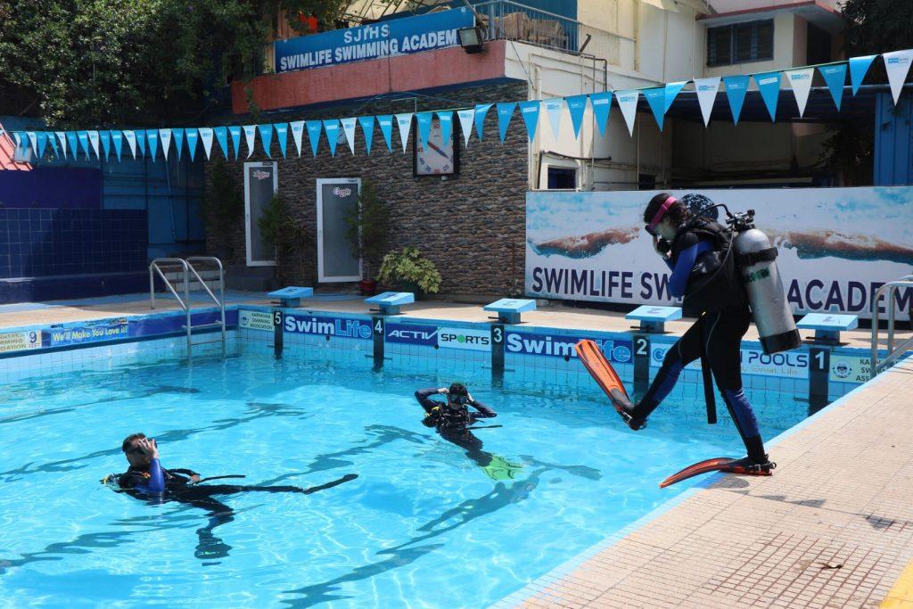 scuba diving in bangalore